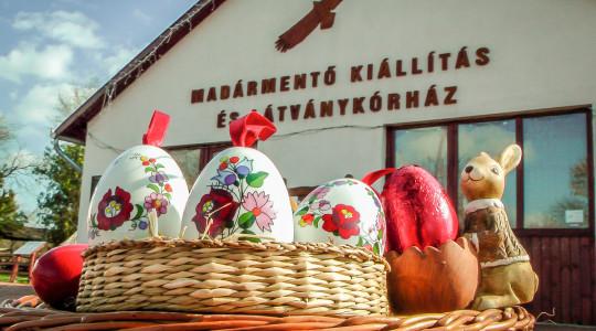 Húsvét a Hortobágyi Madárparkban - 2017