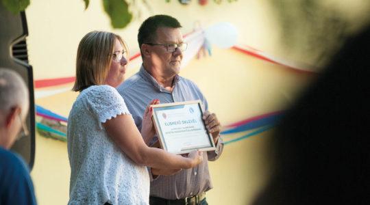 Ünnepi megemlékezés - Madármentő állomás egyéves jubileumáról Szentes