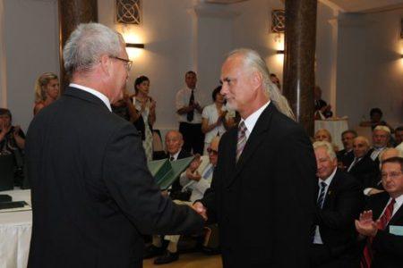 Miniszteri kitüntetés