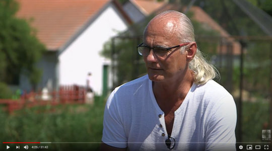 Karrier a Hortobágyról - interjú Dr. Déri Jánossal